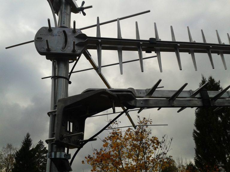 Antenni asennus