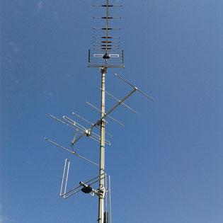 Vhf Antennin Suuntaus